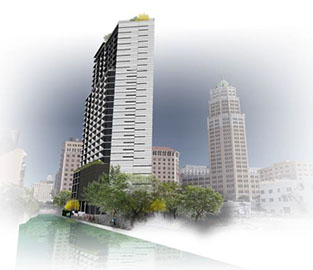 Villita Tower Rendering